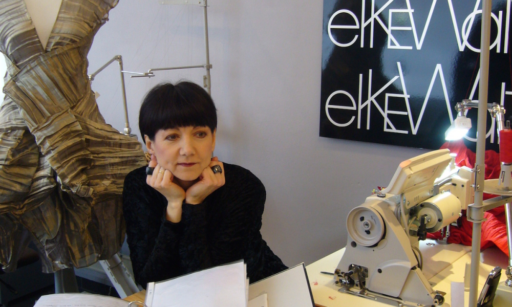 ELKE WALTER, PUSHING THE BOUNDARIES