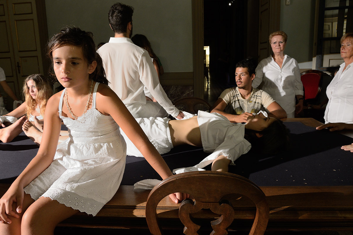Mandra Cerrone, silentfamily_sonicobiennale