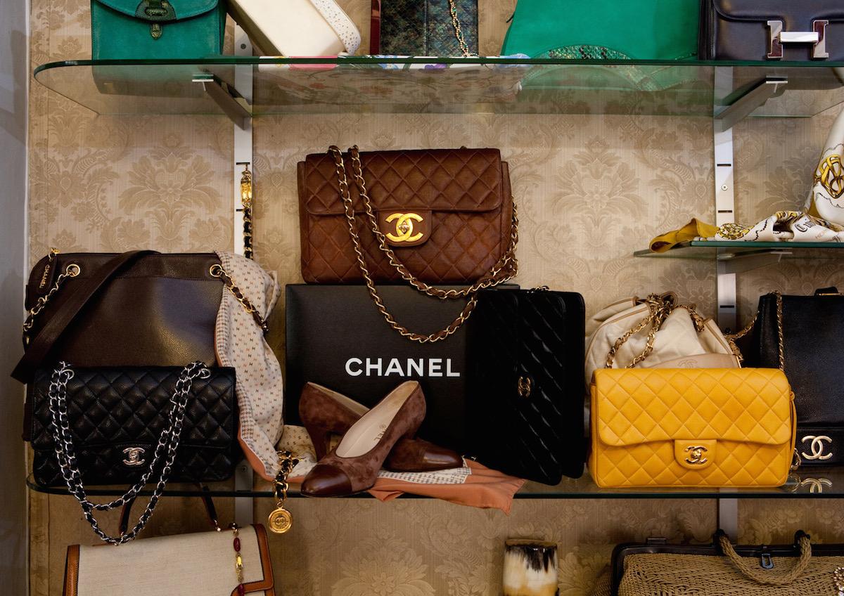 A.N.G.E.L.O. Boutique - Chanel ph.Roberto Manzotti
