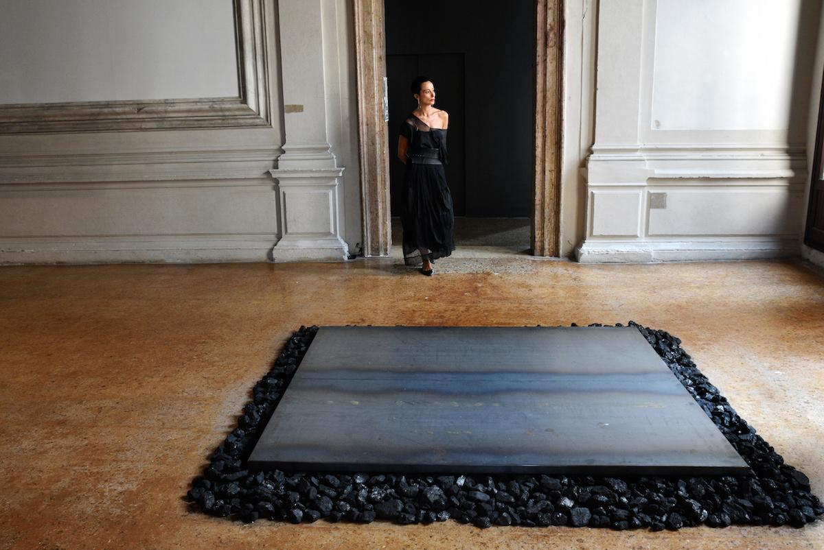 Jannis Kounellis, Fondazione Prada, Ph. Alberto Nidola