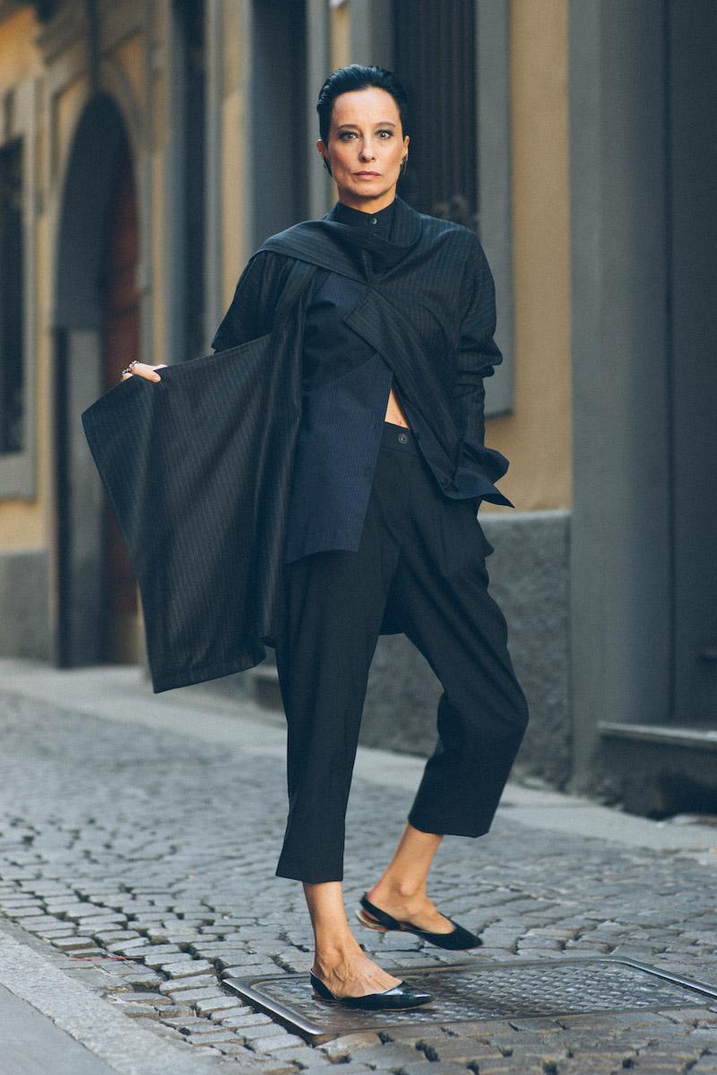 Ph. Elisabetta Brian, Fashion Sepideh Ahadi