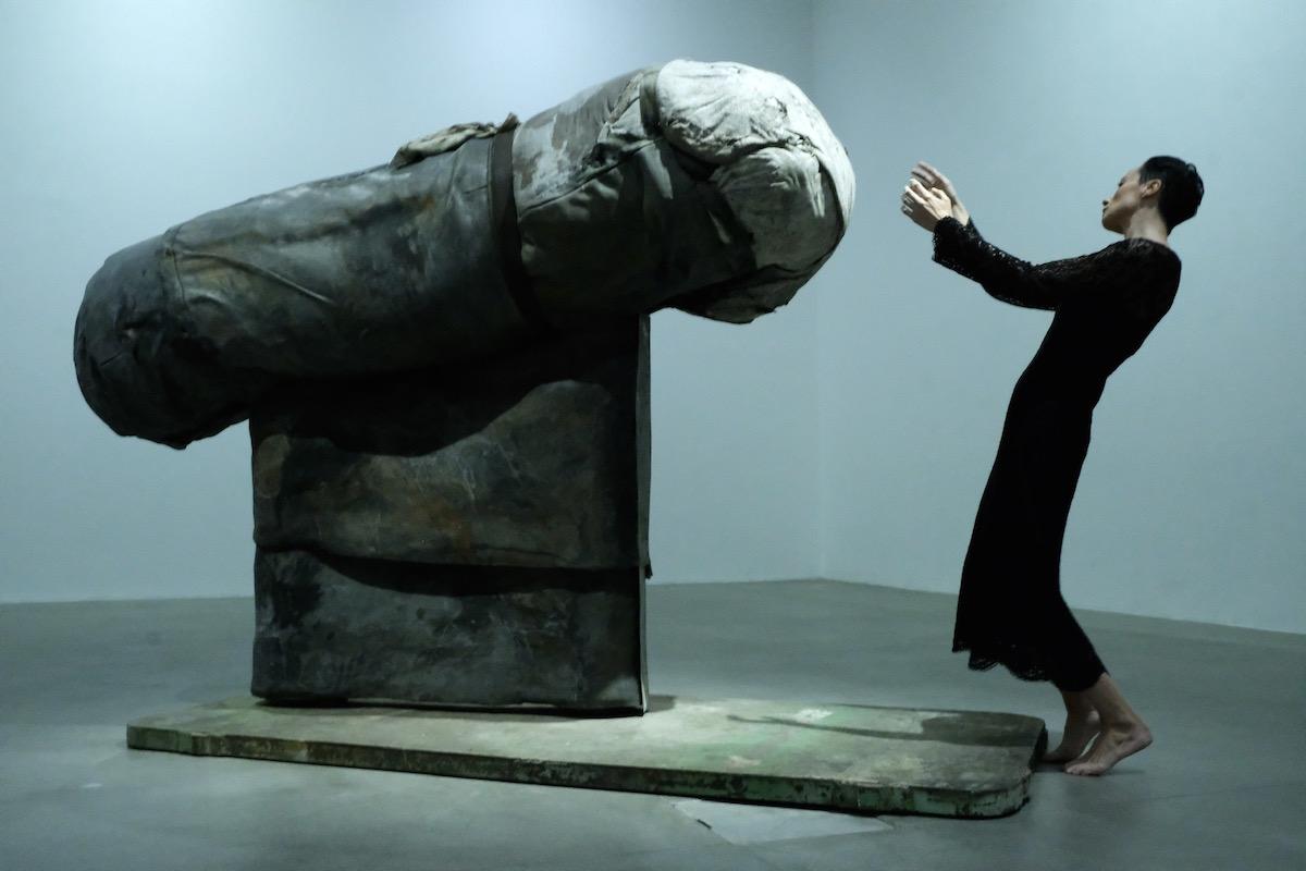 Berlinde De Bruyckere, Aletheia, Fondazione Sandretto Re Rebaudengo, Ph. Alberto Nidola