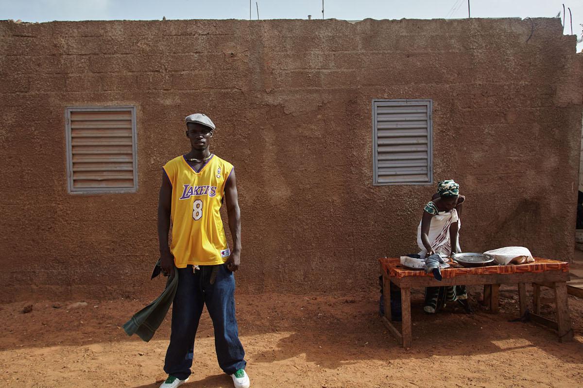 Mattia Zoppellaro, Straight Outta Pikine @ Dakar, 2010, Print on Canson Baryta 2019, 100x150cm, Ed. of 5 2ap, Courtesy of the Artist & Traffic Gallery