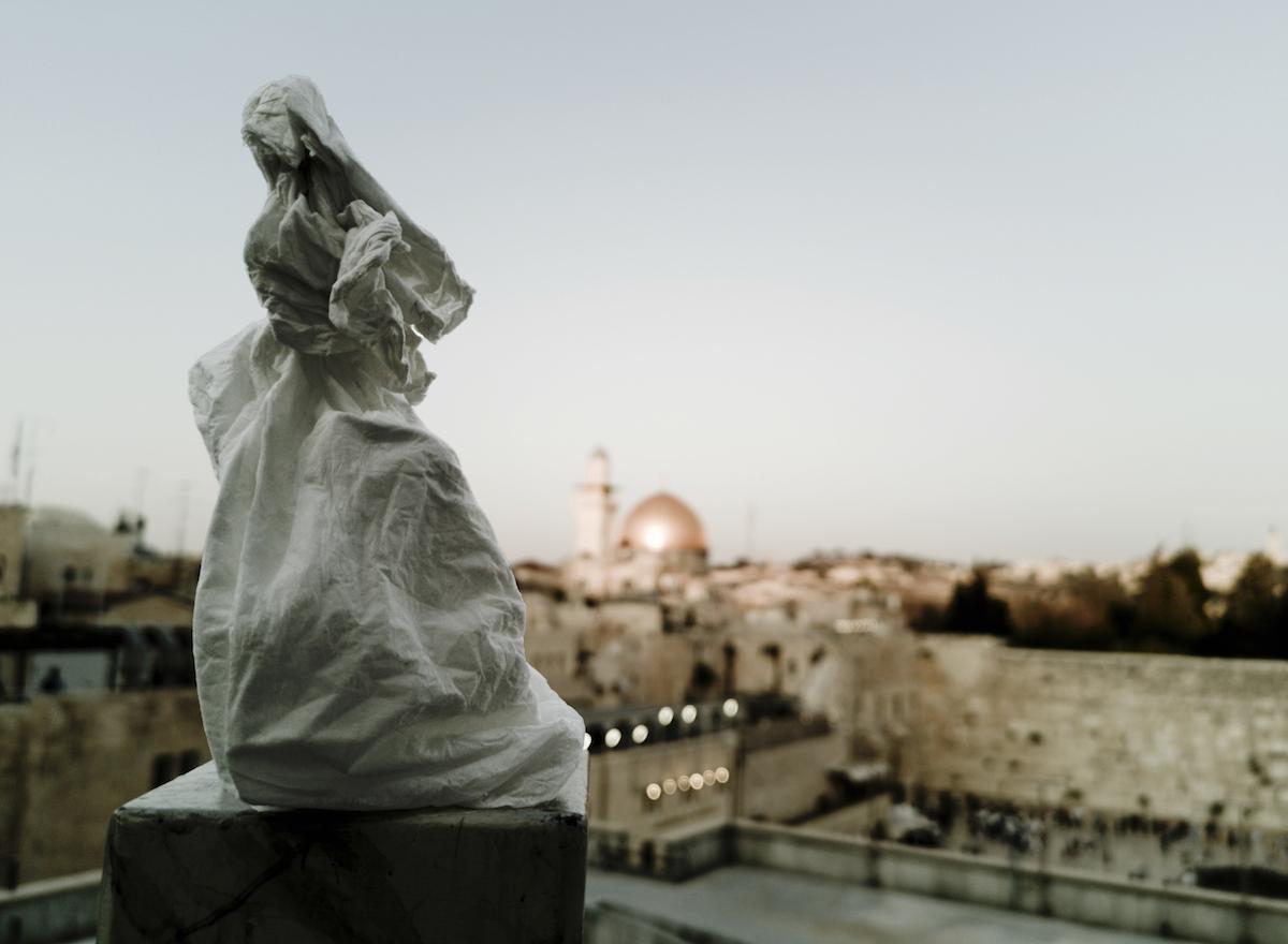 Fabio Bix, Omnia Alia Sunt, Gerusalemme