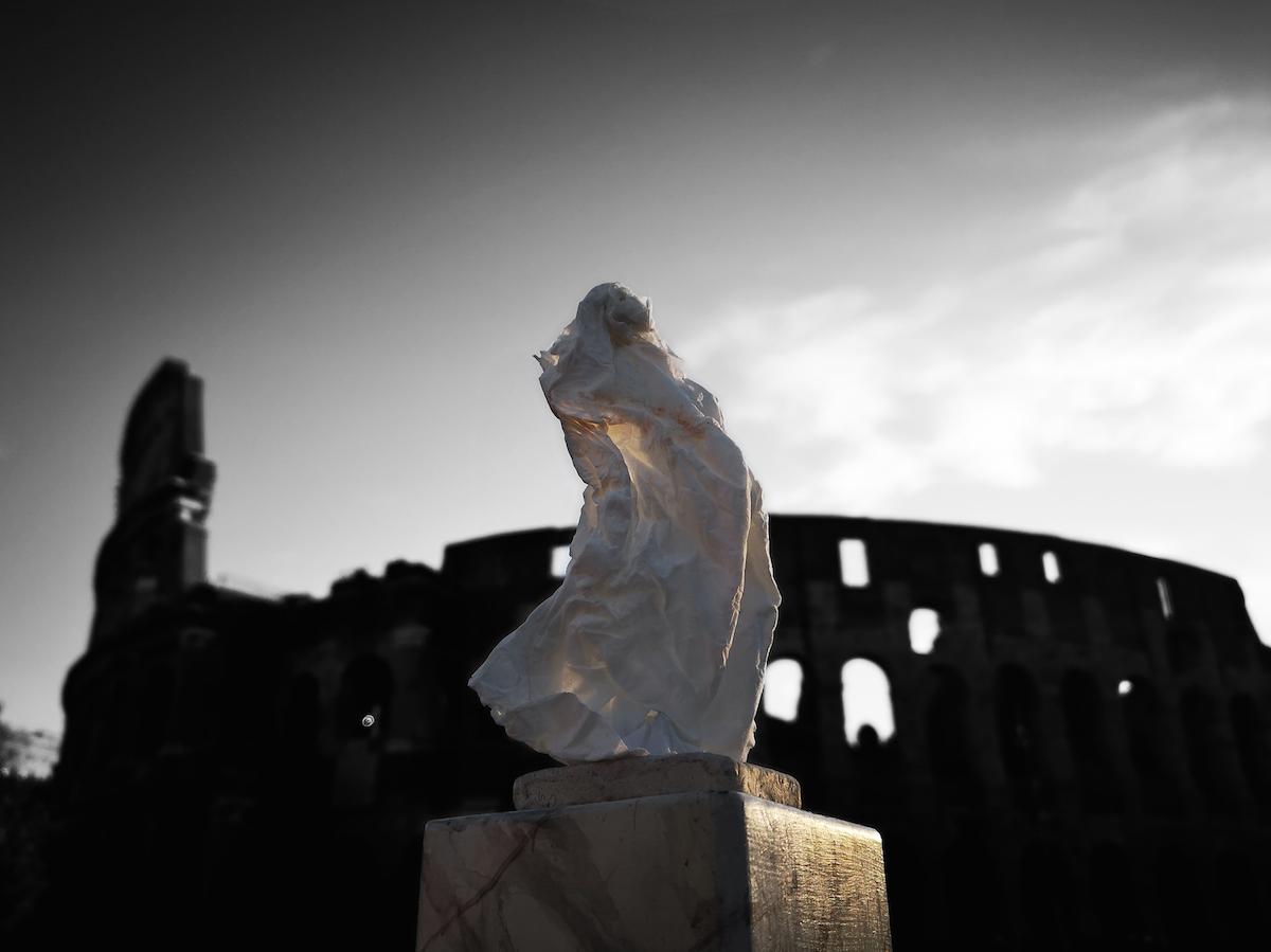 Fabio Bix, Omnia Alia Sunt, Roma