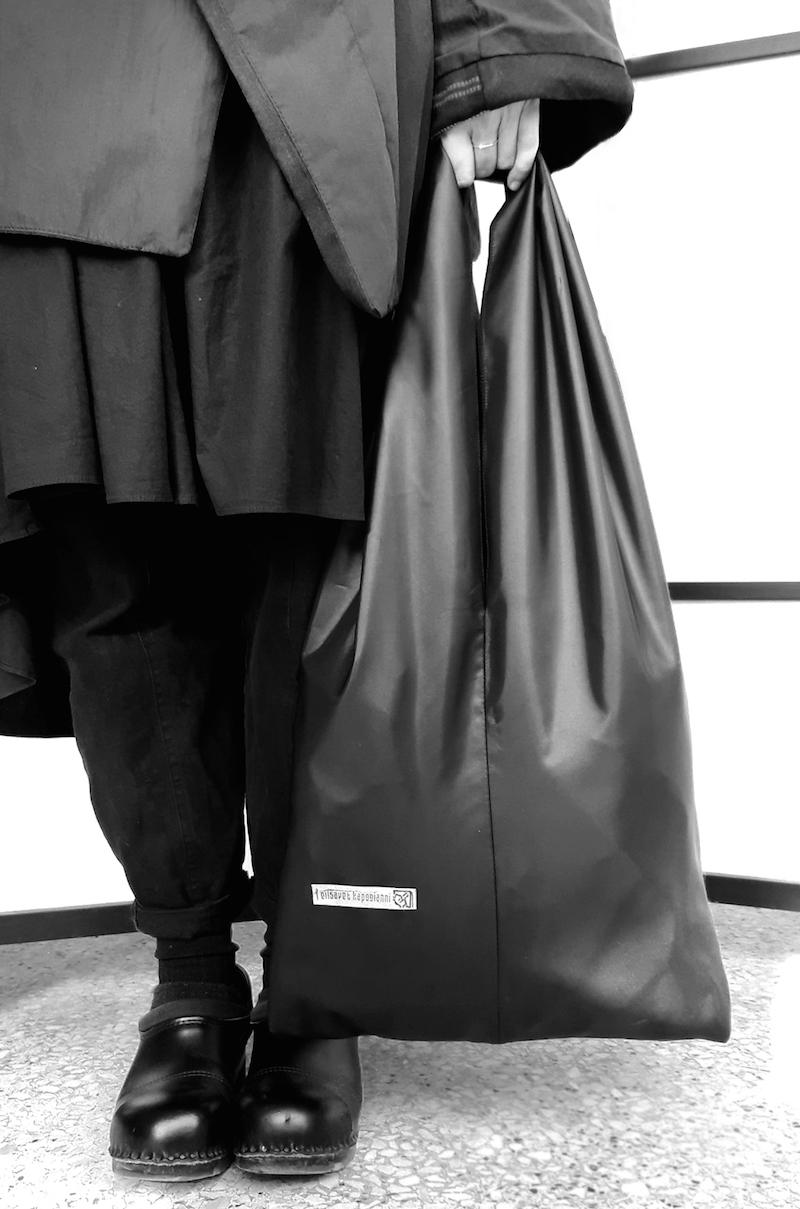 Elisavet Kapogianni, zero waste bag
