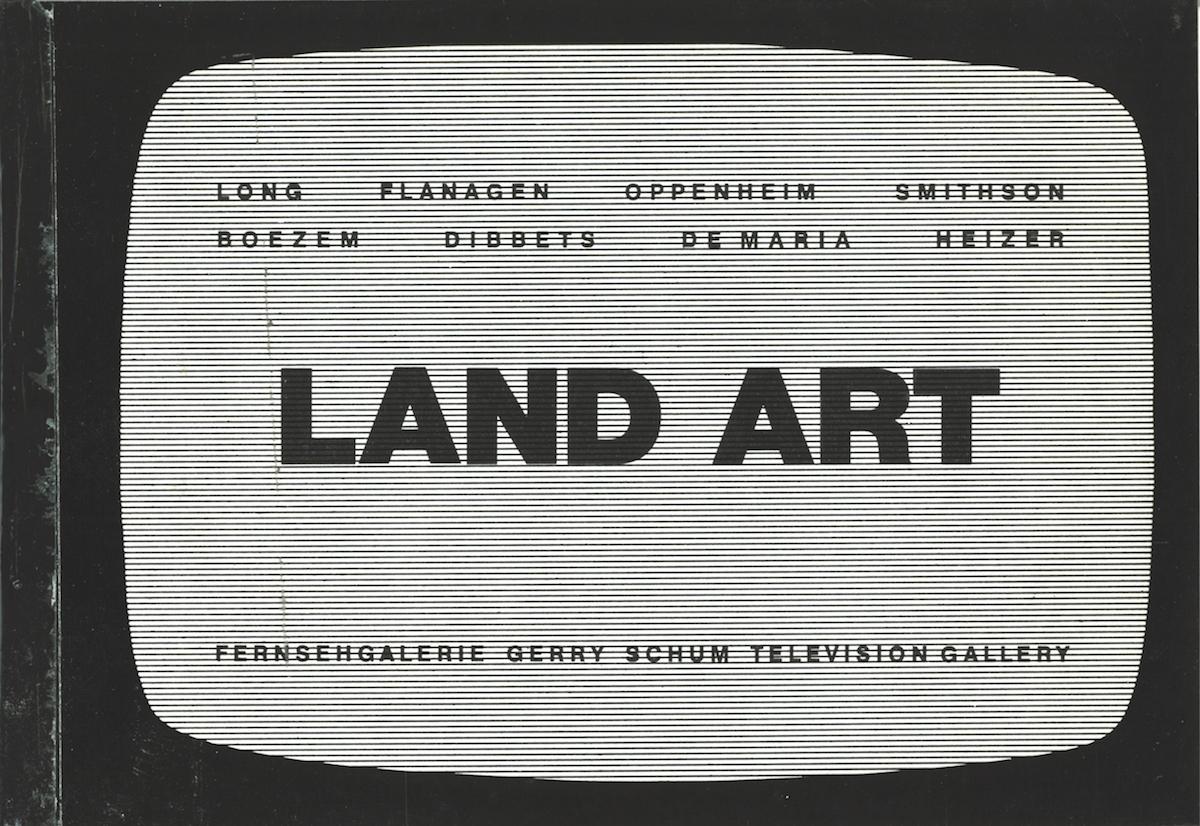 Gerry Schum Television Gallery | Land Art, 1969