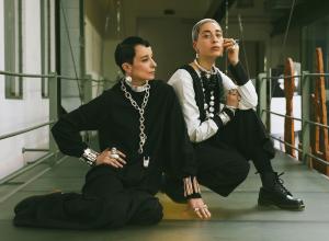 TRA MODA E ARTE, Chiara Voliani & Rita Capuni