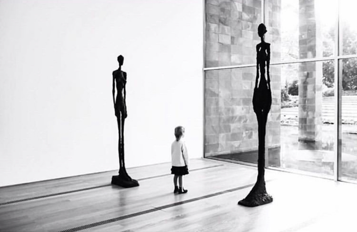 @grrrrek, Giacometti who? photography (2016)