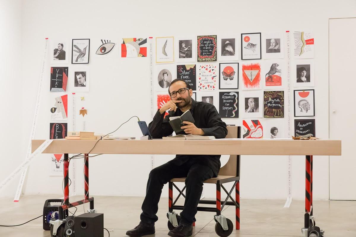 Davide Cortese, Francesca Fini, The call center