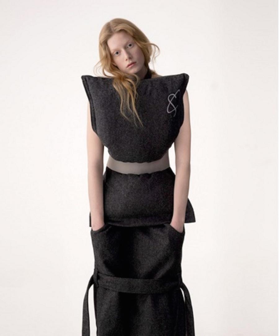 Photography Rafael Kroetz - Model Zoe Herveva - Make up & Hair Sabine Nania - art direction, look book image cunnington & sanderson