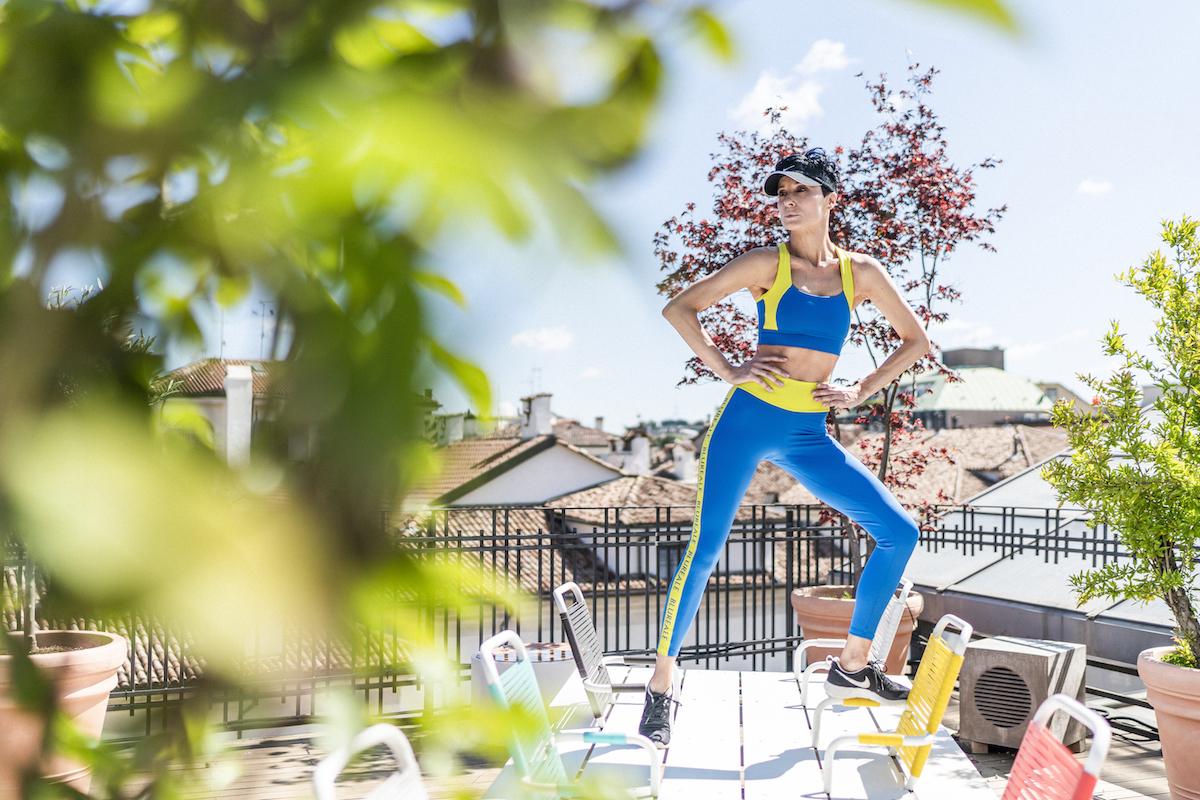 Bluereale Sportswear, ph. Nils Rossi