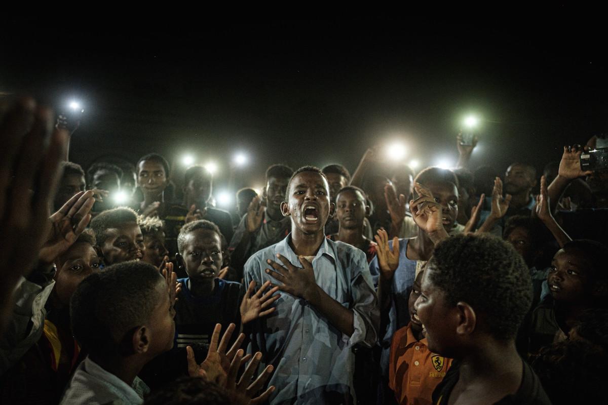 FILES-SUDAN-UNREST-DEMO-MEDIA-WPP-AWARD