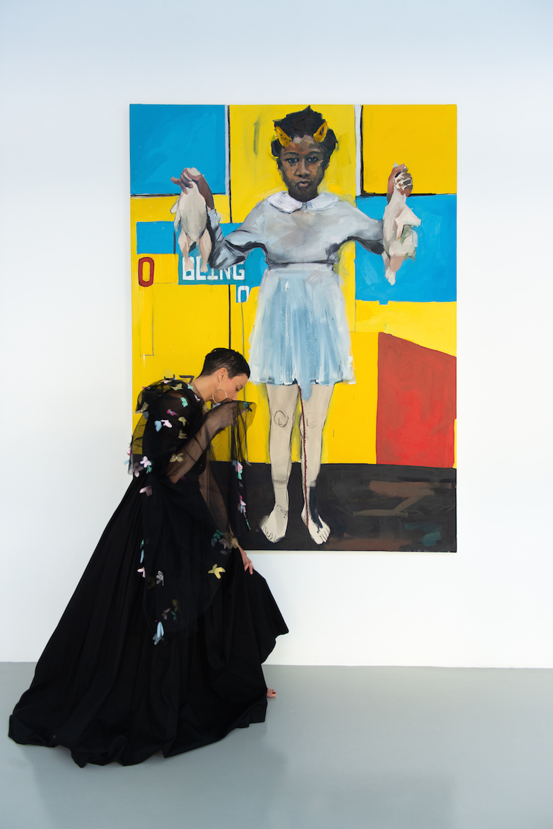 Ph. Consuelo Canducci, Osart Gallery, African Characters