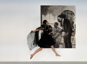 AFRICAN CHARACTERS, DI NUOVO L'ARTE AFRICANA ALLA OSART GALLERY