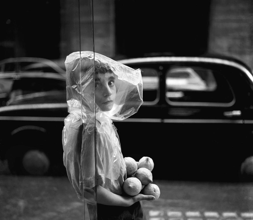 Augusto Cantamessa, Venditore di limoni, 1970