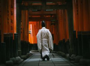 YUKI OGAWA, IMAGES FROM THE FLOATING WORLD