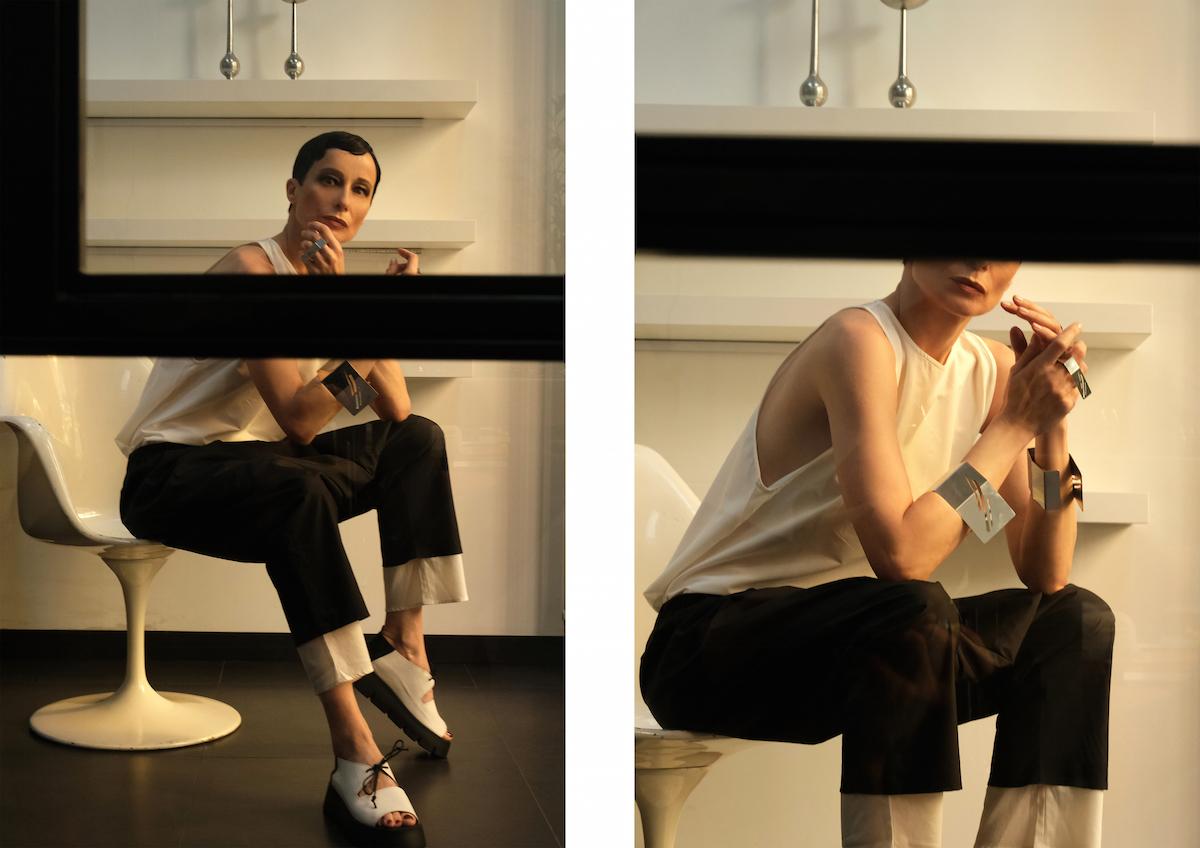 11. Rita Capuni, Experience