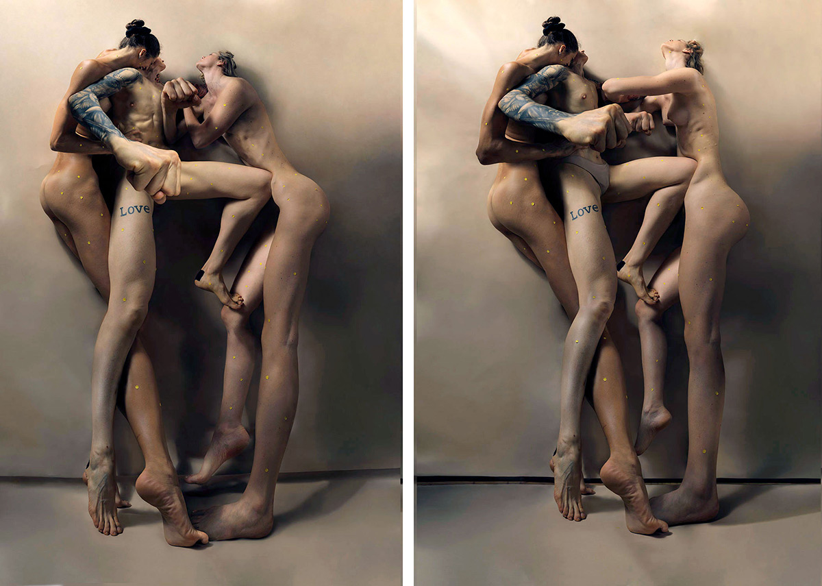 3. © Roger Weiss, th150718_801ph_001-004 human dilatations, the hug