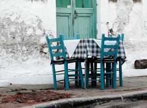 CHRISSA MARKOS, GREEK ROOTS