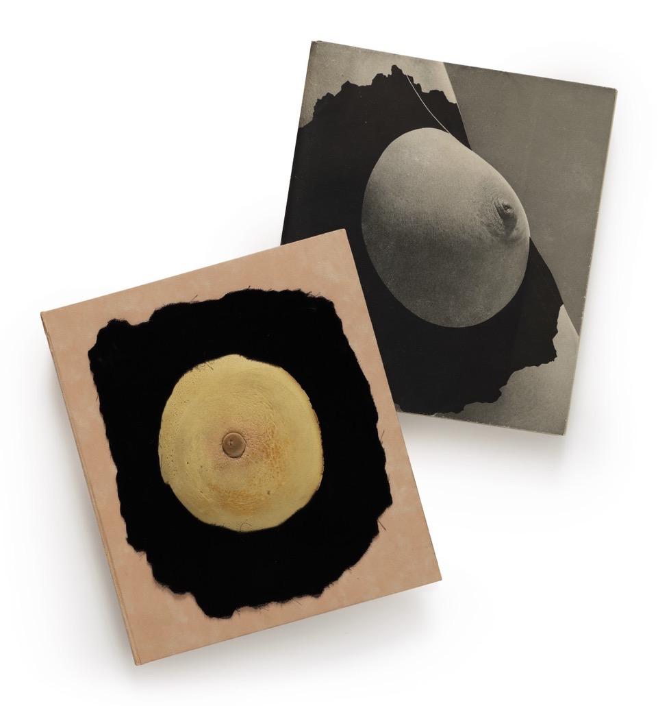 Marcel Duchamp, Lec Surrealisme en 1947 (Priere de toucher) 2